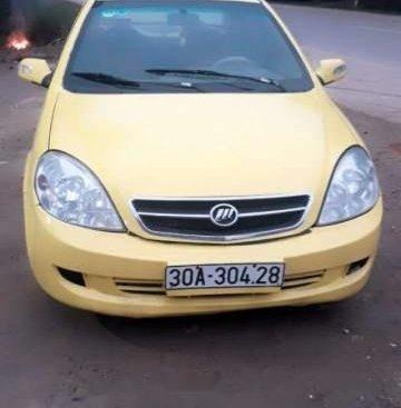 Bán Lifan 520 đời 2006, màu vàng