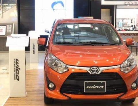 Bán Toyota Wigo đời 2019, nhập khẩu nguyên chiếc
