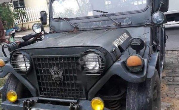 Cần bán Jeep A2 sản xuất 1980, nhập khẩu nguyên chiếc số sàn