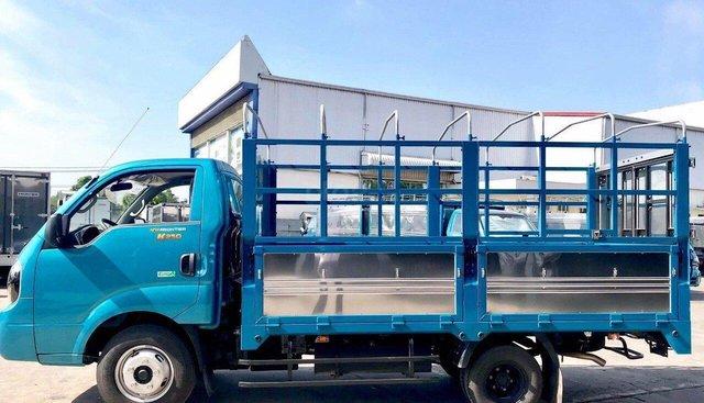 Ưu đãi hấp dẫn đầu năm khi mua xe Kia K250 tải trọng 2.5 tấn. Giao xe trong ngày tại Bình Dương