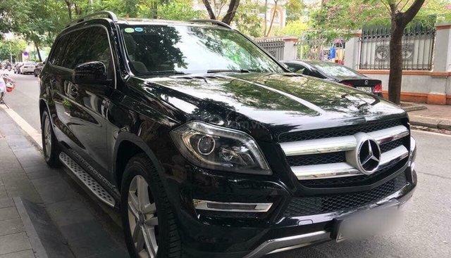 Bán Mercedes-Benz GL Class đời 2015, giá chỉ 2 tỷ 800 triệu, nhập khẩu, máy dầu bản phun
