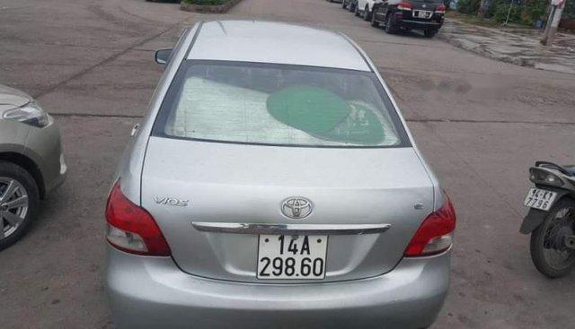 Bán ô tô Toyota Vios năm sản xuất 2008, màu bạc