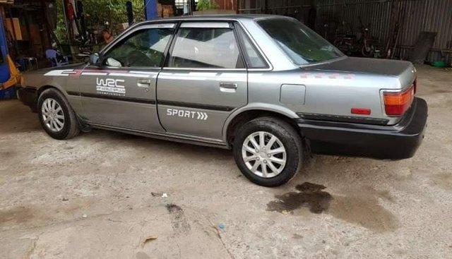 Bán Toyota Camry đời 1991, màu xám, nhập khẩu nguyên chiếc