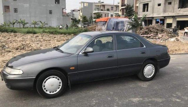 Bán Mazda 626 đời 1997, màu xám, nhập khẩu