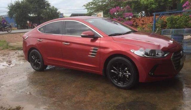Bán Hyundai Elantra sản xuất năm 2016, màu đỏ, nhập khẩu