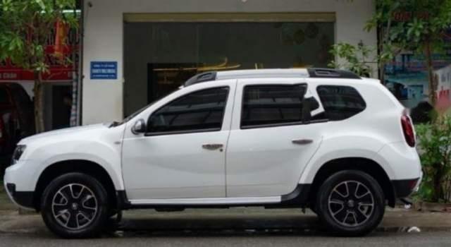Bán Renault Duster đời 2016, màu trắng, nhập khẩu chính chủ, 550 triệu