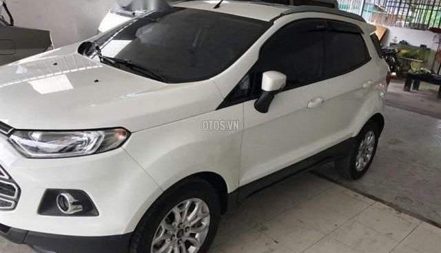 Bán Ford EcoSport Titanium năm 2015, màu trắng
