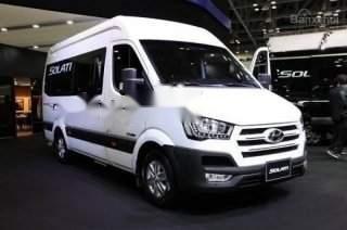Bán Hyundai Solati đời 2018, màu trắng, nhập khẩu nguyên chiếc