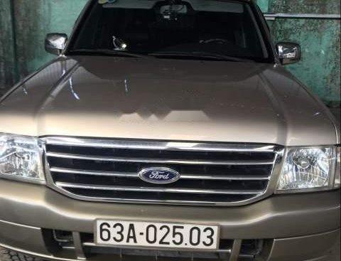 Bán Ford Everest sản xuất 2006, xe nhập xe gia đình