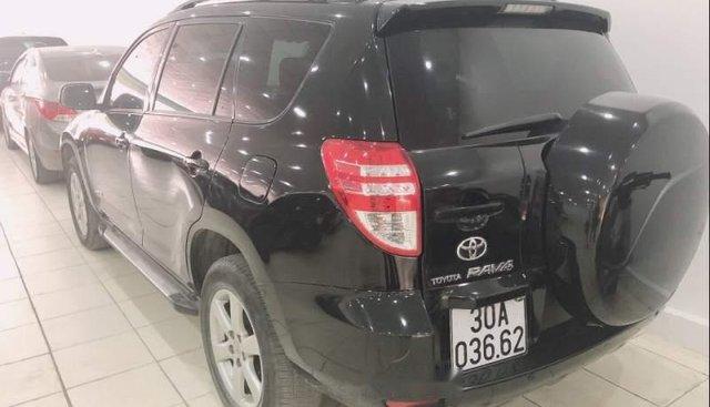 Cần bán xe Toyota RAV4 đời 2007, màu đen, nhập khẩu Nhật