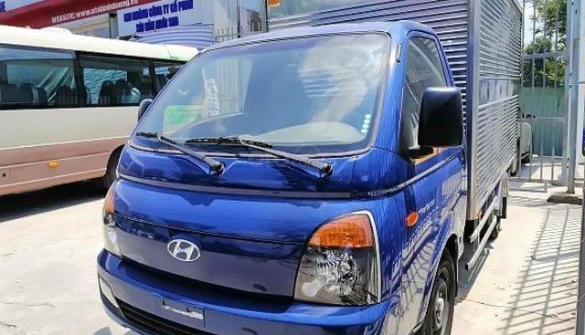 Bán xe Hyundai Porter đời 2019, màu xanh lam