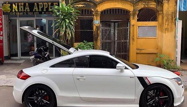 Bán xe Audi TT Coupe sản xuất 2010, kiểu dáng thể thao, xe giữ gìn