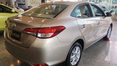 Bán Toyota Mỹ Đình -Vios 1.5 số sàn 2019 - Ms. Hương - 0901.77.4586 trả trước 110 triệu, hỗ trợ trả góp LS tốt