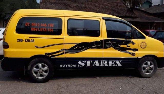 Bán Hyundai Grand Starex sản xuất 2004, màu vàng, xe nhập chính chủ, giá tốt