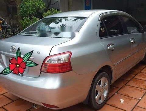 Cần bán lại xe Toyota Vios E đời 2009, màu bạc, nhập khẩu còn mới