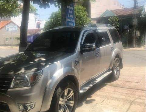 Bán Ford Everest năm sản xuất 2010, màu bạc, nhập khẩu số tự động