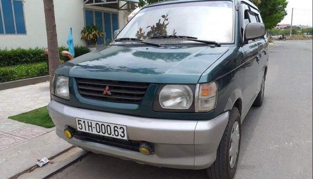 Chính chủ bán Mitsubishi Jolie sản xuất năm 2000, gầm chắc máy khỏe