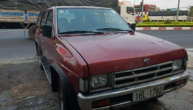 Bán Nissan Pathfinder sản xuất 1995, màu đỏ, xe nhập, 30tr