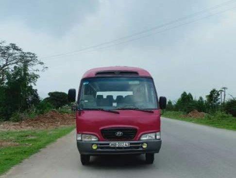 Cần bán xe Hyundai County năm 2006, màu đỏ