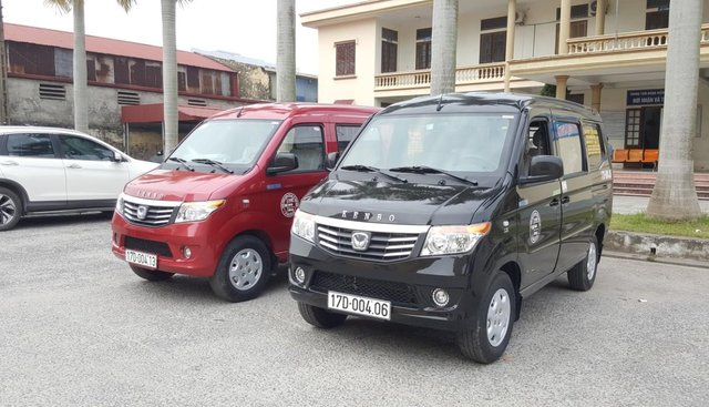 Bán xe tải van Kenbo 5 chỗ tại Hưng Yên