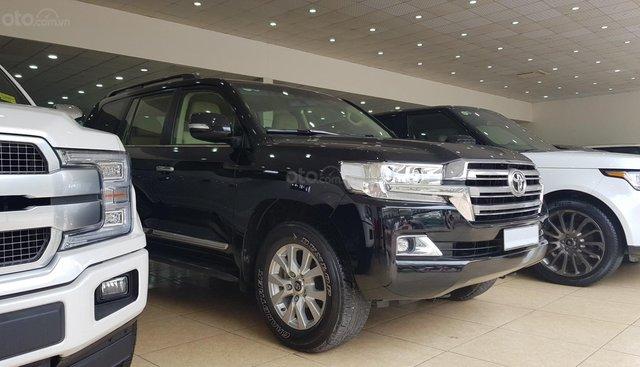 Bán Toyota Land Cruiser VX sản xuất 2016, đăng ký tên công ty