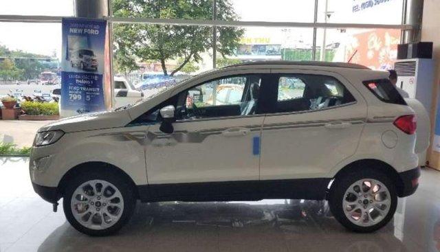 Bán ô tô Ford EcoSport đời 2019, màu trắng