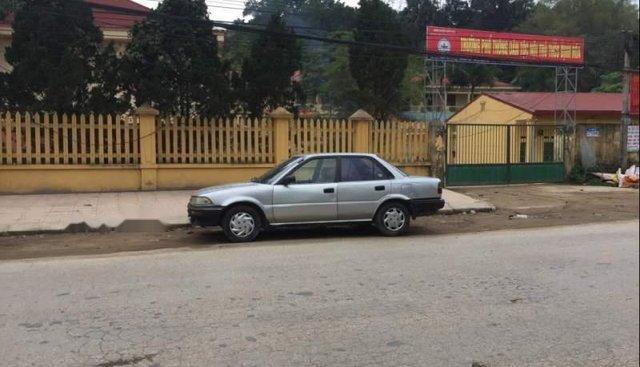 Bán ô tô Toyota Corolla năm 1990, xe nhập còn mới, giá chỉ 45 triệu