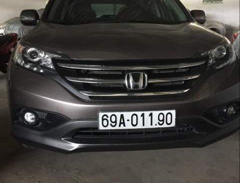 Cần bán lại xe Honda CR V năm sản xuất 2013 giá cạnh tranh