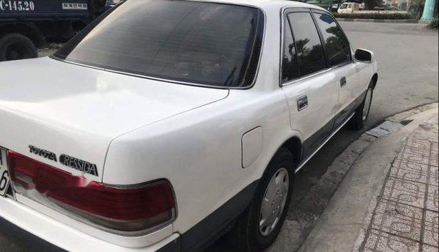 Bán ô tô Toyota Cressida 2.0 đời 1989, màu trắng, nhập khẩu