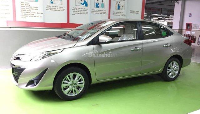 Toyota Mỹ Đình - Vios 1.5 số sàn 2019 - Ms. Hương - 0901.77.4586 giá cực hot, trả trước 110 triệu, hỗ trợ trả góp LS tốt