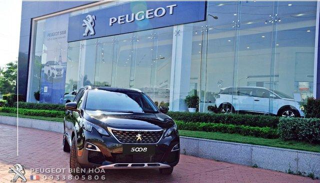 Peugeot 5008 2019 đủ màu, giao xe nhanh - Giá tốt nhất - 0938 630 866 - 0933 805 806 để hưởng ưu đãi