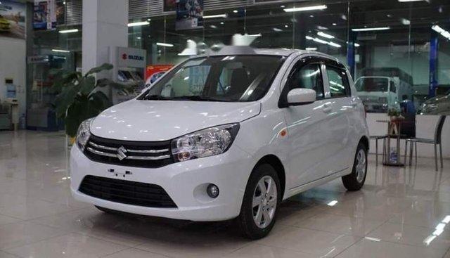 Bán Suzuki Celerio đời 2018, màu trắng, nhập khẩu Thái