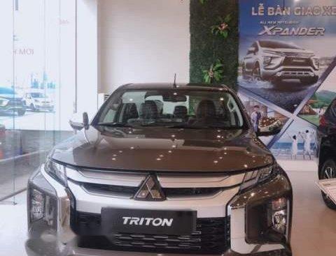 Cần bán xe Mitsubishi Triton 2019 - Năng động, khỏe khoắn, thể thao