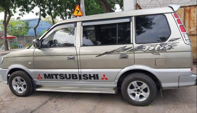 Bán Mitsubishi Jolie năm sản xuất 2004, màu vàng, giá tốt