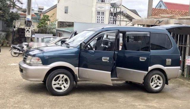Cần bán lại xe Toyota Zace đời 1999, xe đẹp