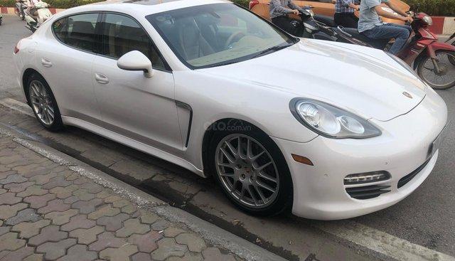 Bán xe Porsche Panamera đời 2010, màu trắng, xe nhập