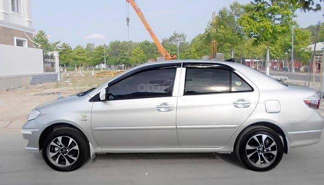 Bán xe Toyota Vios 1.5G sản xuất 2006, màu bạc, giá 275tr