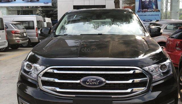 Bán xe Ford Everest đời 2019, nhập khẩu