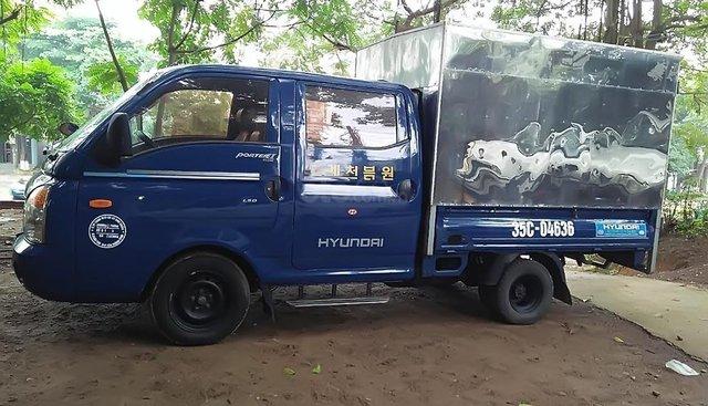 Cần bán xe Hyundai Porter năm 2005, màu xanh lam, nhập khẩu Hàn Quốc