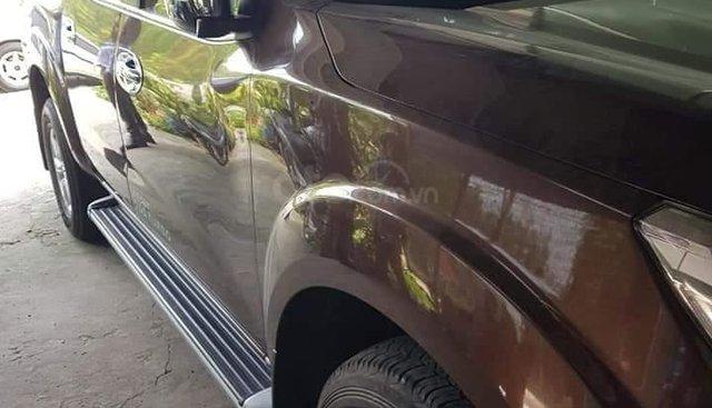 Cần bán Nissan Navara EL Premium R sản xuất 2017, màu nâu, xe nhập