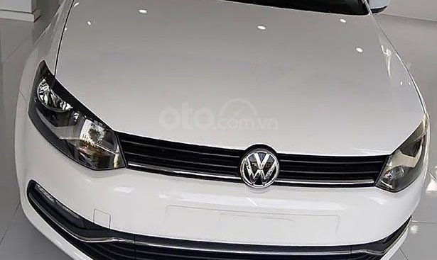 Cần bán Volkswagen Polo 2018, màu trắng, nhập khẩu,   mới 100%