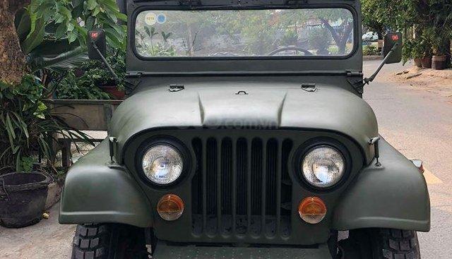 Bán Jeep Mỹ SX trước 1975, sang tên rút hồ sơ thoải mái, TP. HCM