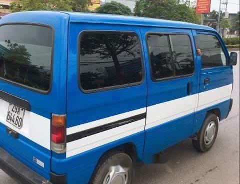 Bán Suzuki Super Carry Van sản xuất năm 2004, màu xanh lam chính chủ, giá chỉ 118 triệu