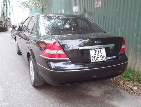 Bán ô tô Ford Mondeo sản xuất 2003, màu đen, nhập khẩu nguyên chiếc, giá chỉ 145 triệu