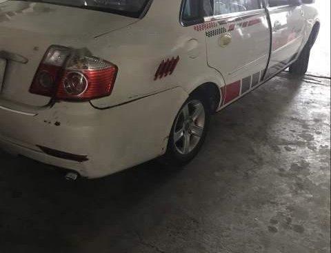 Bán xe Lifan 520 đời 2008, màu trắng chính chủ giá cạnh tranh