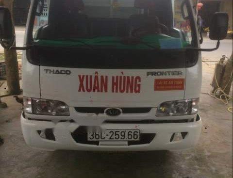 Bán xe tải Kia K165 đời 2018, màu trắng