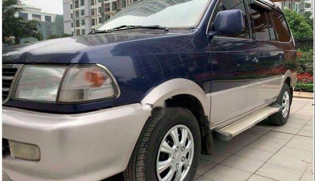 Bán Toyota Zace GL năm sản xuất 2002 chính chủ