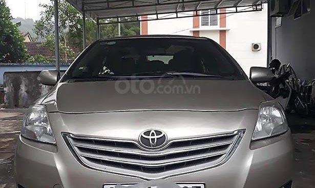 Bán xe Toyota Vios sản xuất năm 2010, giá tốt
