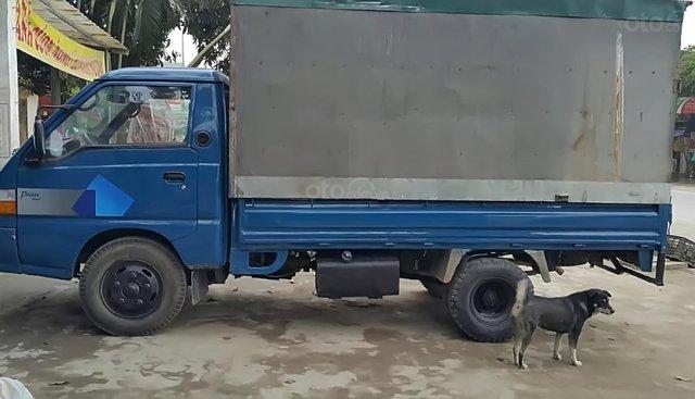 Bán Hyundai Porter sản xuất 1999, màu xanh lam, xe nhập