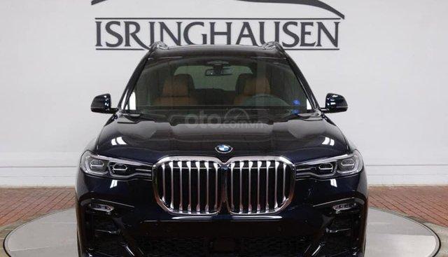 Bán BMW X7 xDrive40i  sản xuất năm 2019, màu đen, xe nhập